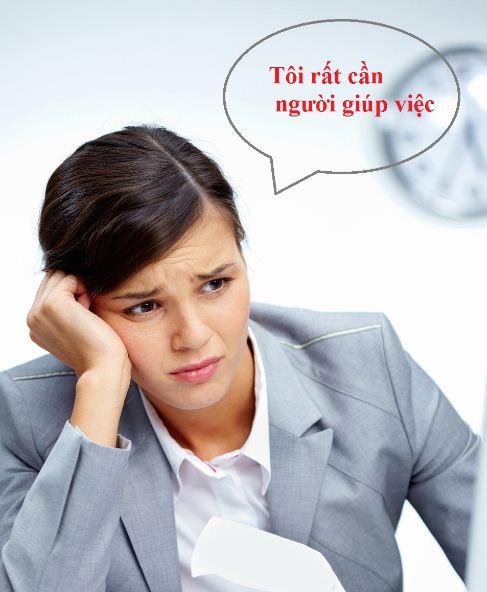 Cơn sốt tìm người giúp việc tại Đà Nẵng !!!