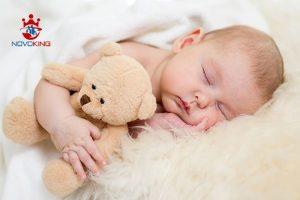 Thời gian ngủ của trẻ sơ sinh và Trẻ nhỏ bao lâu là đủ?