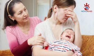 Tại sao phụ nữ lại bị Trầm cảm sau sinh?