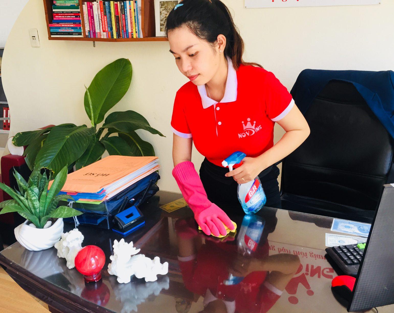 Vệ sinh văn phòng tại Đà Nẵng