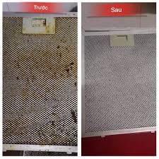 Hóa Chất vệ sinh Máy Hút Mùi Tại Đà Nẵng