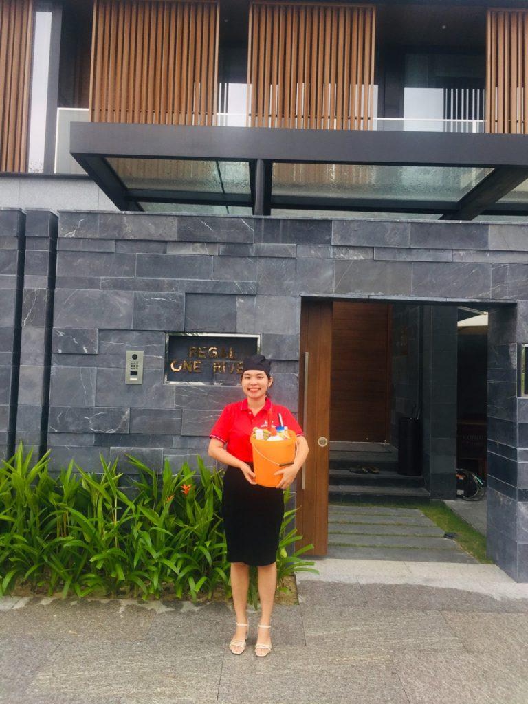 Cung cấp tạp vụ resort 5* tại Đà Nẵng